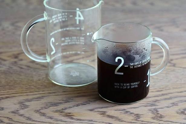 KINTOのSLOW COFFEE STYLE コーヒージャグセット