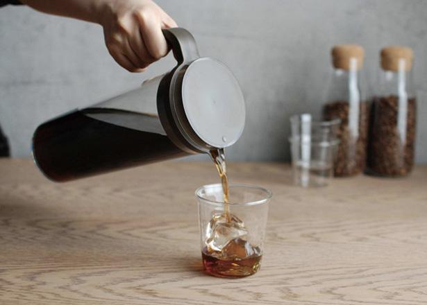 KINTO(キントー)のPLUGシリーズ『アイスコーヒージャグ』