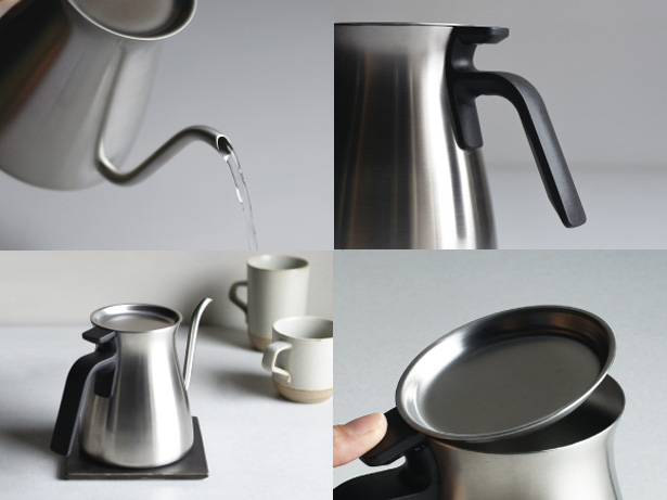 KINTO(キント)POUR OVER KETTLE/プアオーバーケトル 900ml