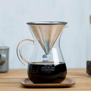 スヌーピー(JOE COOL)× KINTO コラボのコーヒーセット