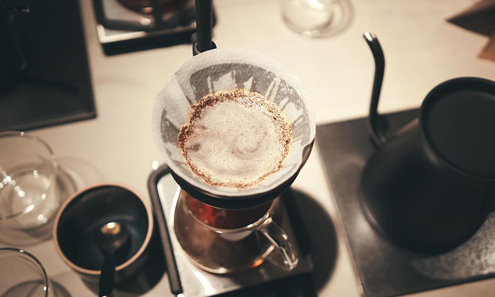 SINGLE O コーヒーの淹れ方
