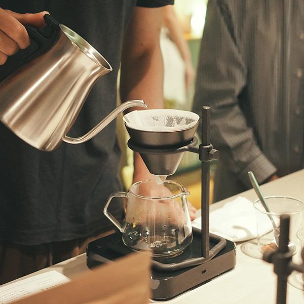 【KINTO × SINGLE O】目からウロコのコーヒーワークショップ、 とても有意義でした。