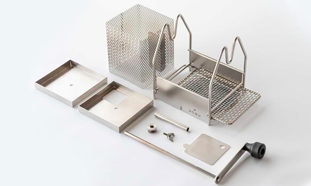 KOGU 珈琲考具 回転式ロースター