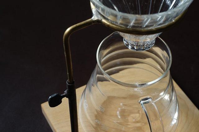枯白(KOKU)のコーヒードリップスタンド