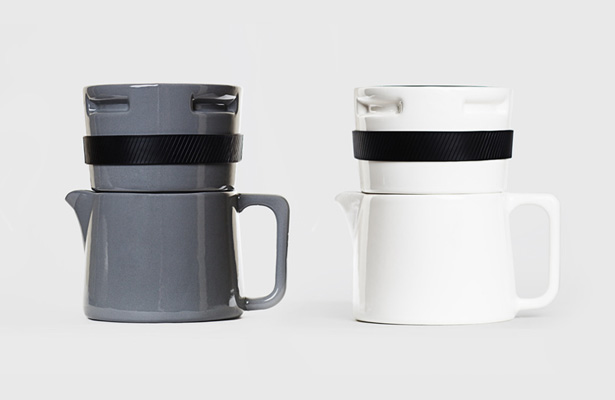 Able Brewing の KONE Brewing System[White/Grey]
