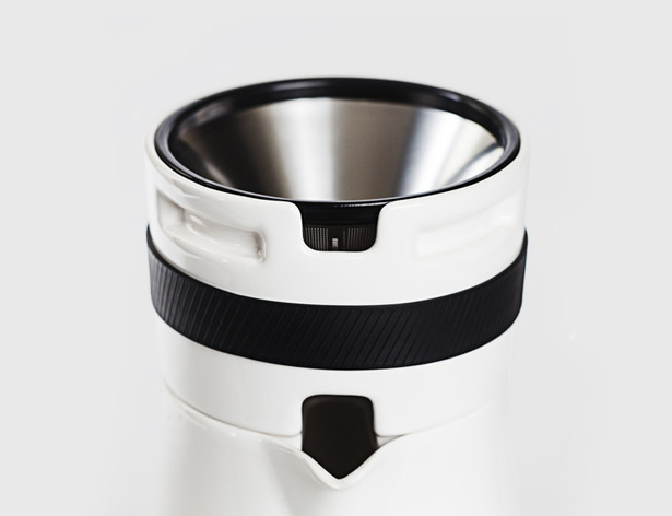 KONE Brewing System[White]