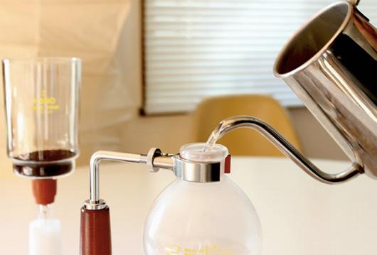KONOコーヒーサイフォン(ランプ付)