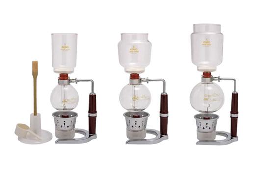 KONOコーヒーサイフォン PR型(ランプ付)