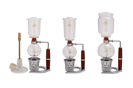 KONOコーヒーサイフォン SKD型(ランプ付)