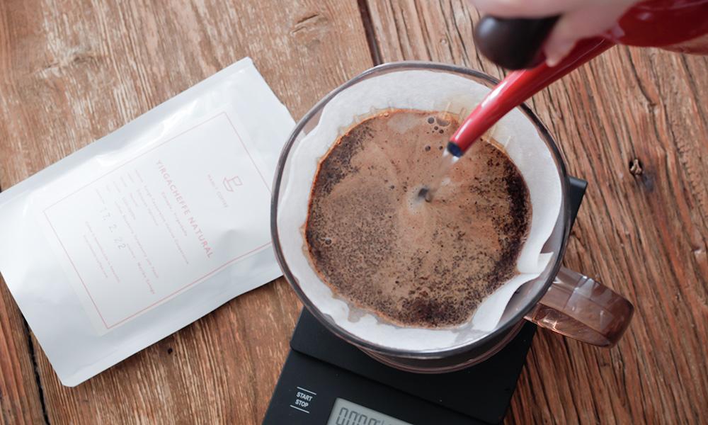 マンリーコーヒー エチオピア