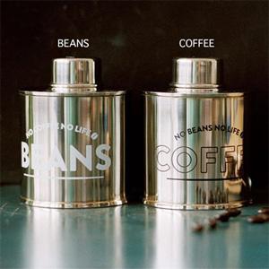 心地いい暮らしを作る定番品2015 オリジナルのコーヒー缶