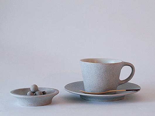 桑原典子さんのコーヒーカップ