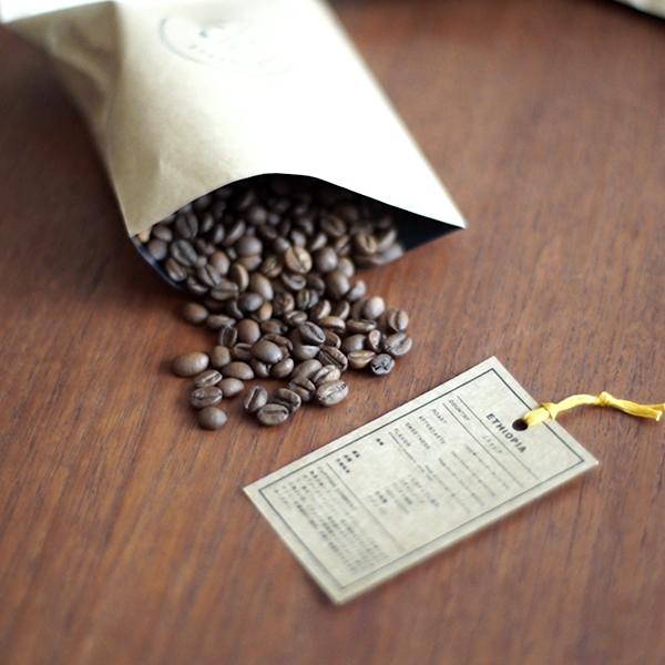 LiLo Coffee Roasters エチオピア『ナチュラル アリーチャ』