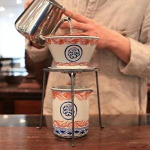 表参道GYRE内のコーヒースタンド『little cloud coffee』