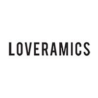 LOVERAMICS(ラブラミクス)カップ&ソーサー