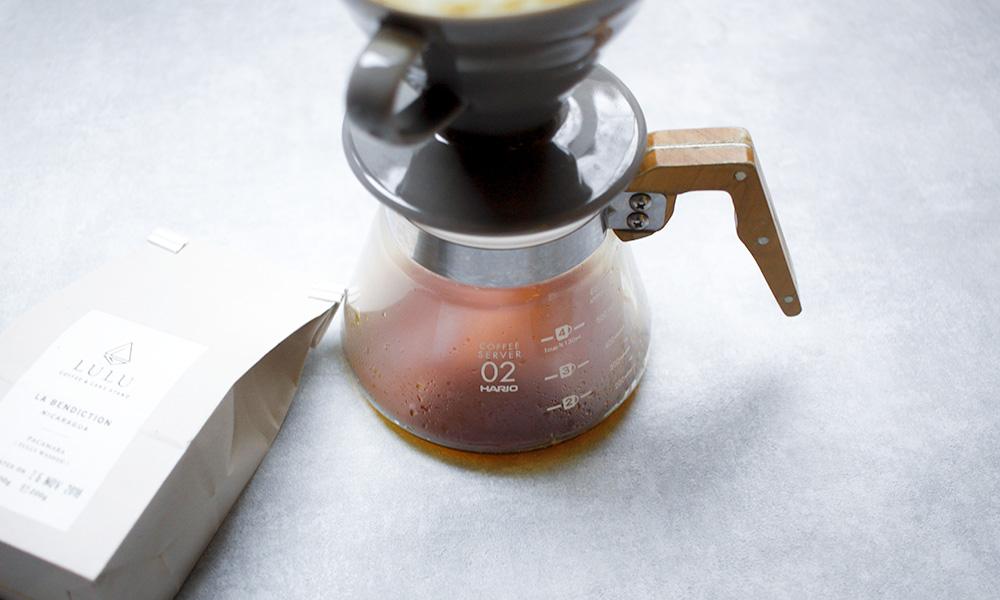 COFFEE & CAKE STAND LULU コーヒー