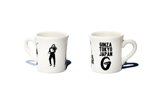 GINZA マグカップ