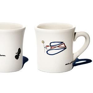 マガジンハウス創立70周年記念企画!MUGzine Houseと題して各マガジンのマグカップが発売。