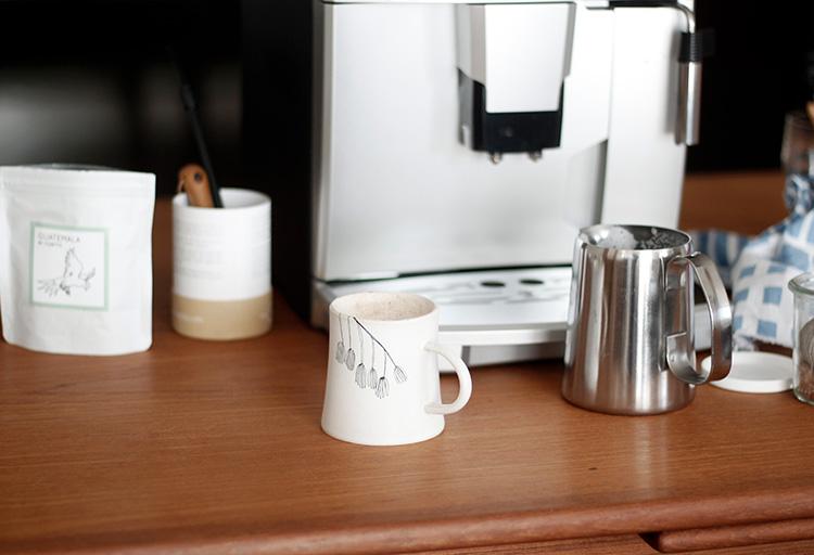 DeLonghi(デロンギ)全自動コーヒーマシンでできる、自分だけの自分好みのコーヒー。