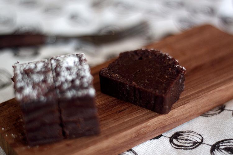 エスプレッソ チョコレートケーキ
