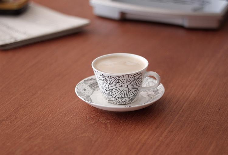 DeLonghi(DeLonghi)MAGNIFICA(マグニフィカ)で淹れたコーヒー