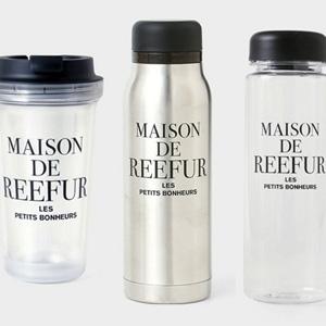 MAISON DE REEFUR(メゾンドリーファー)にリユースボトルやタンブラーが新登場!