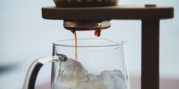 急冷式アイスコーヒー
