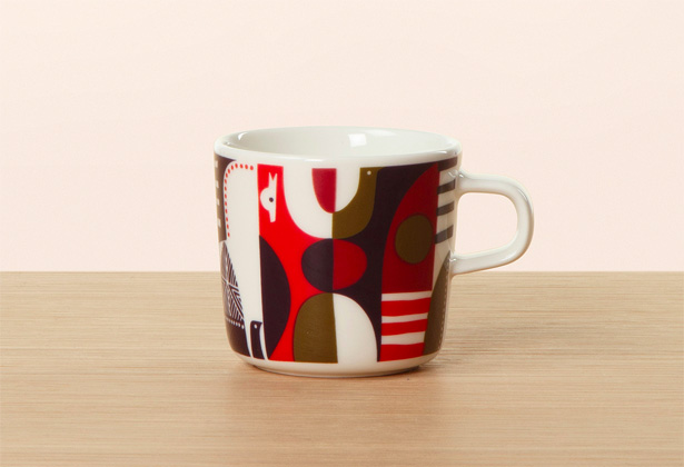 marimekko<br /> (マリメッコ)Talvitarina コーヒーカップ 200ml