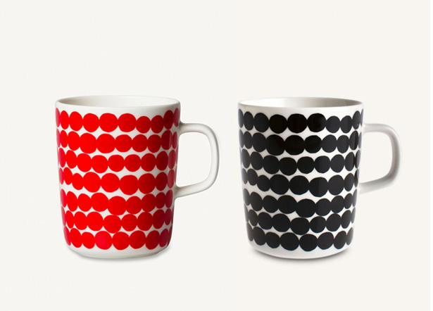 marimekko<br /> (マリメッコ)Siirtolapuutarha マグカップ