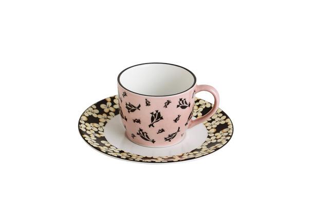 マルニ × 有田焼 コーヒーカップ&ソーサー