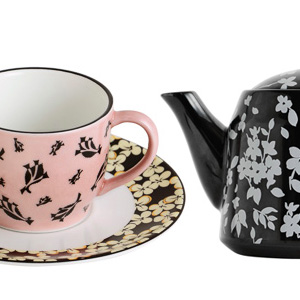 MARNI × 有田焼コラボ、コーヒーカップやティーポットなどが発売されます。