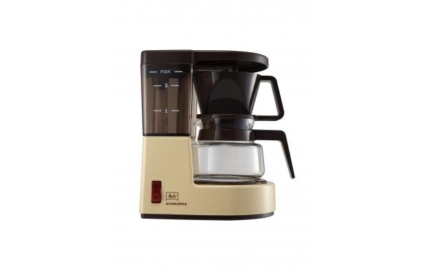 メリタのレトロなコーヒーメーカー『Aromaboy(アロマボーイ)』