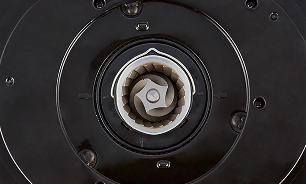 Melitta(メリタ)ミル付き全自動コーヒーメーカー アロマフレッシュサーモ コニカル式グラインダー