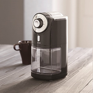メリタから、 フラットカッターディスク コーヒーグラインダーが新登場!これ、すごく良さそう。
