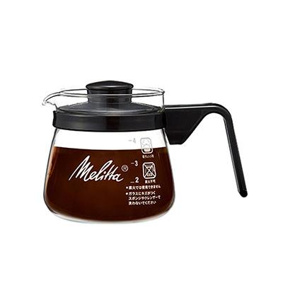melitta(メリタ)より、電子レンジ対応『メリタ グラスポット』が新発売。