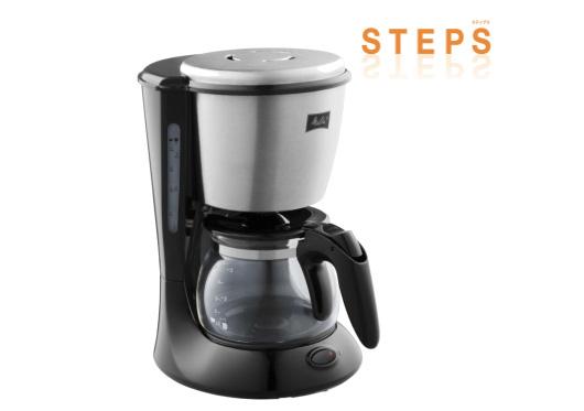 Melitta(メリタ)新しいコーヒーメーカー「STEPS(ステップス)」を9月下旬から発売