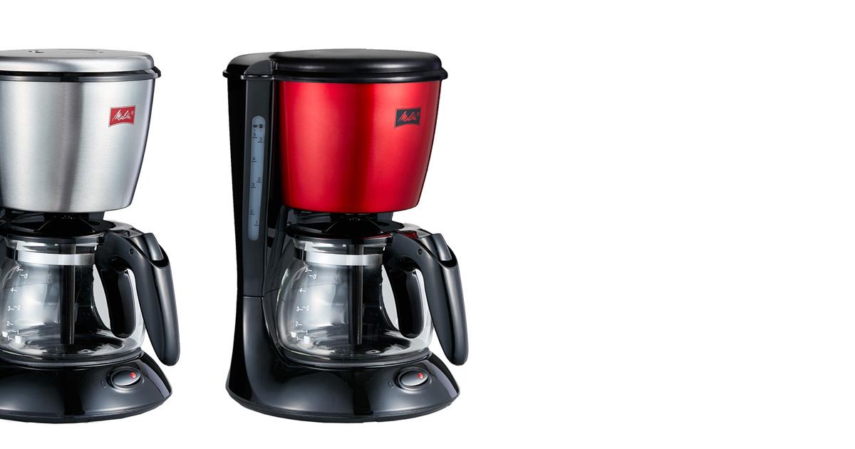 melitta メリタ コーヒーメーカー ツイスト