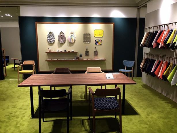 MARUNI COLLECTION×minä perhonen のショップが仙台の藤崎百貨店に期間限定オープン!