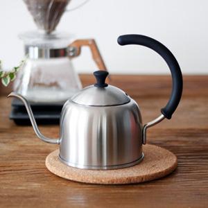 miyacoffeeのドリップケトル、使ってみました!