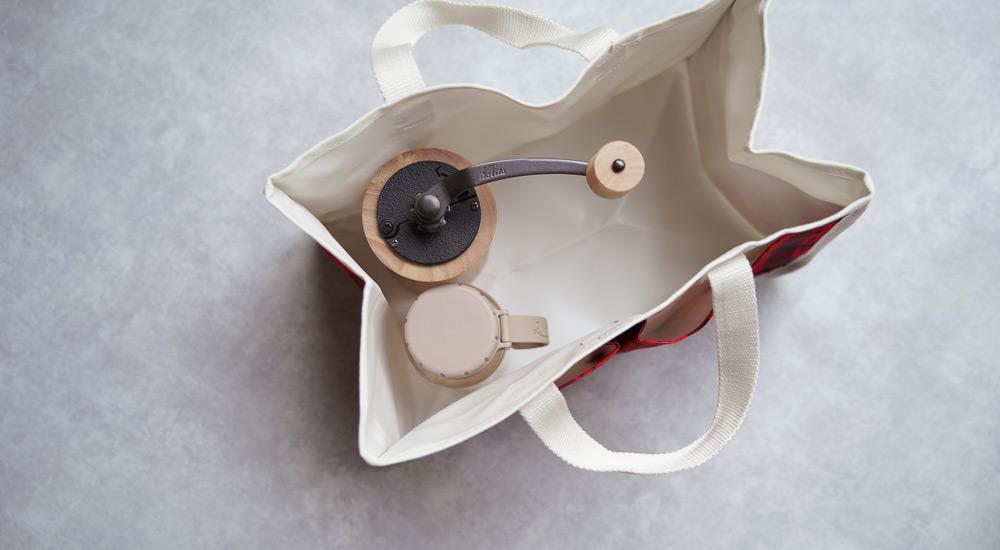 MonoMaster モノマスター 付録 カリタのコーヒー道具ストッカー
