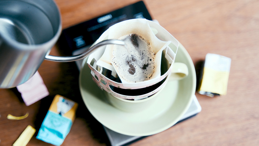 COFFEE STYLE UCC  『ムーミン』コラボコーヒー