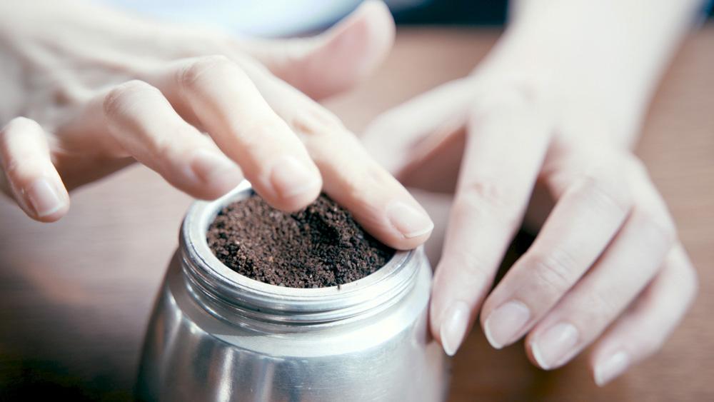 MUJI 無印良品 オーガニックコーヒー ラテ用ブレンド
