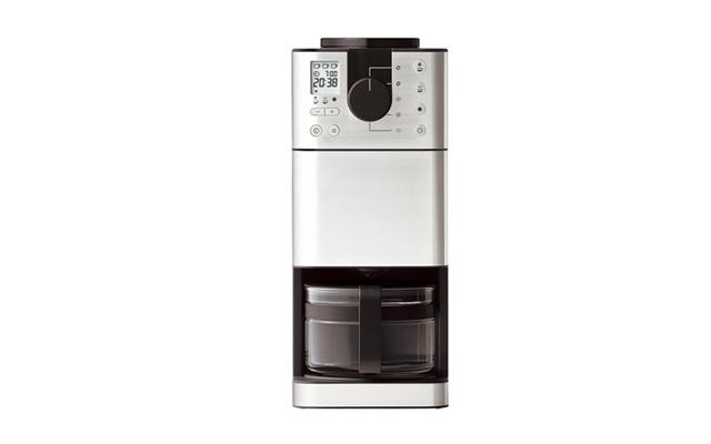 無印良品『豆から挽けるコーヒーメーカー』