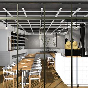 【東京 南青山】パリで一番の人気カフェ  COUTUME(クチューム)がオープン