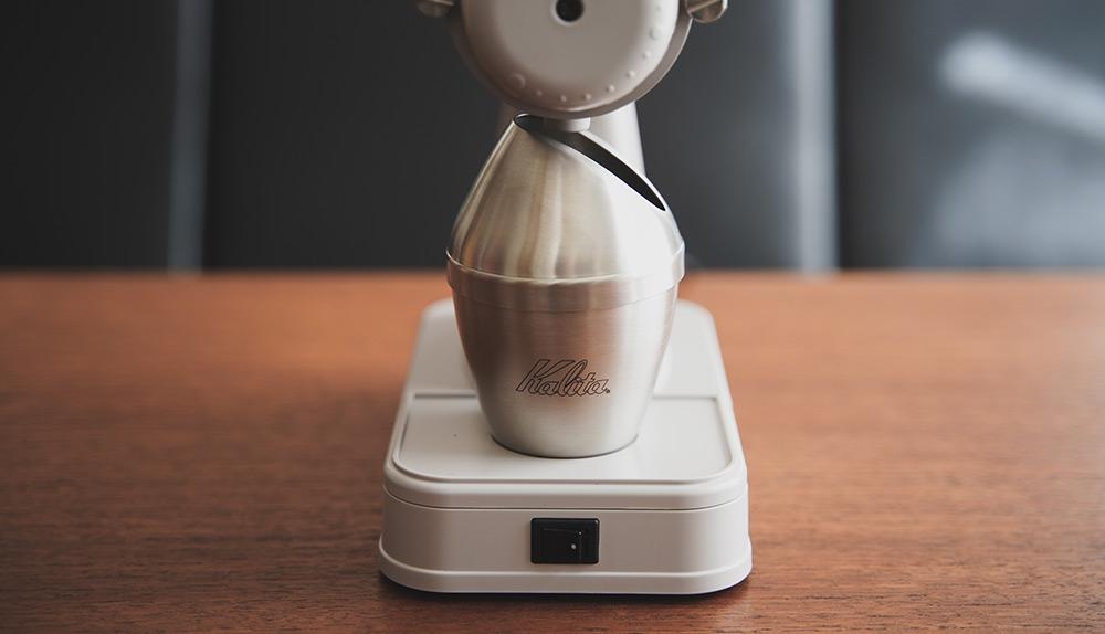 Kalita(カリタ)コーヒーグラインダー NEXT G(ネクストジー) 北海道限定カラー グレー
