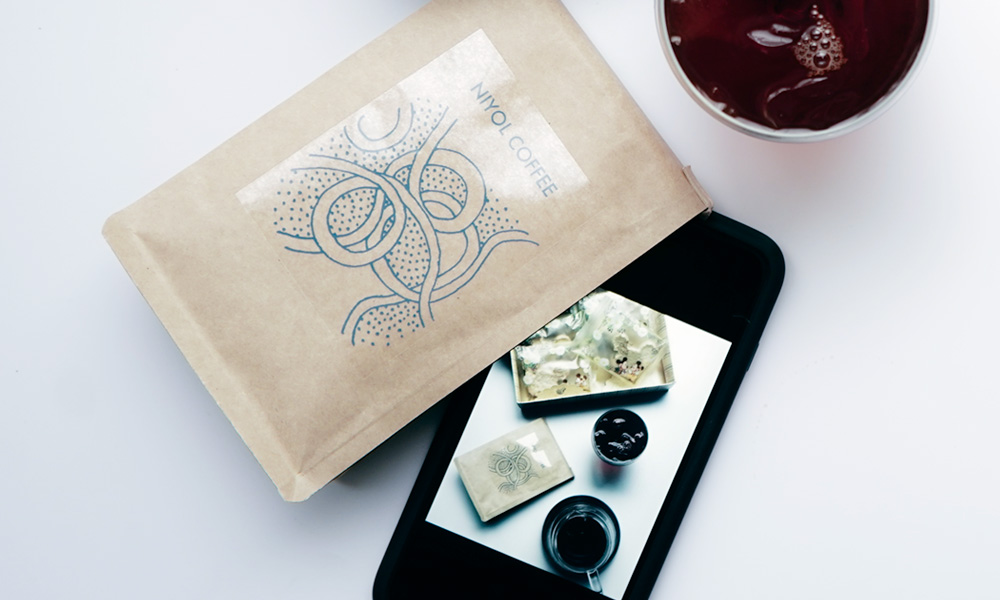 NIYOL COFFEE  エチオピア『KONGA』