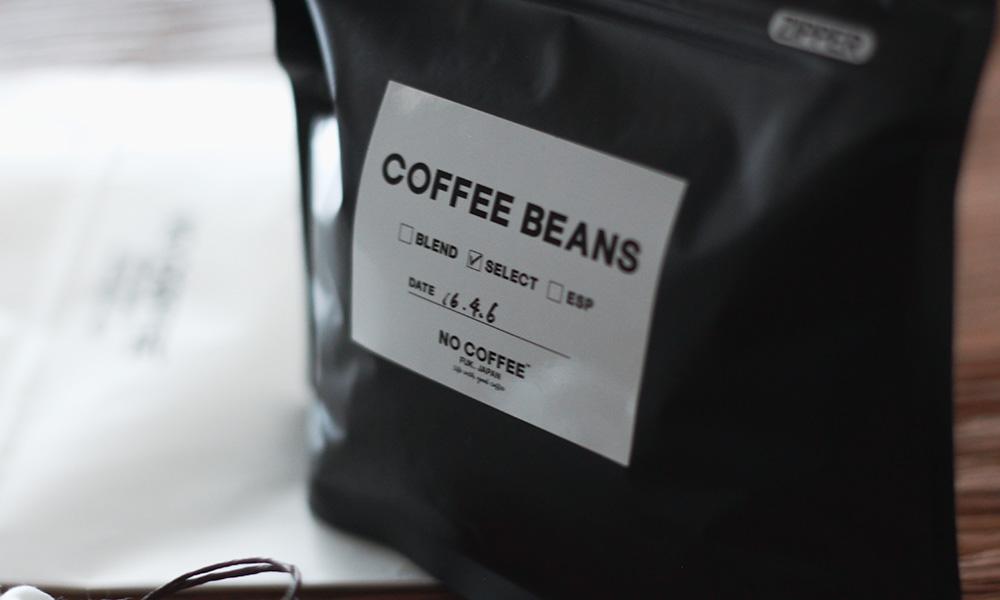 NO COFFEE コーヒー豆