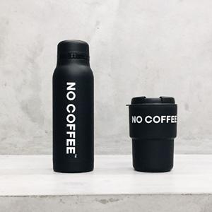 あっという間に完売したNO COFFEEのステンレスボトル、再販決定してる!行きます。