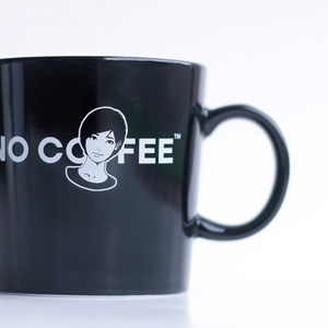 NO COFFEE ×ON AIRのグッズ、欲しい。
