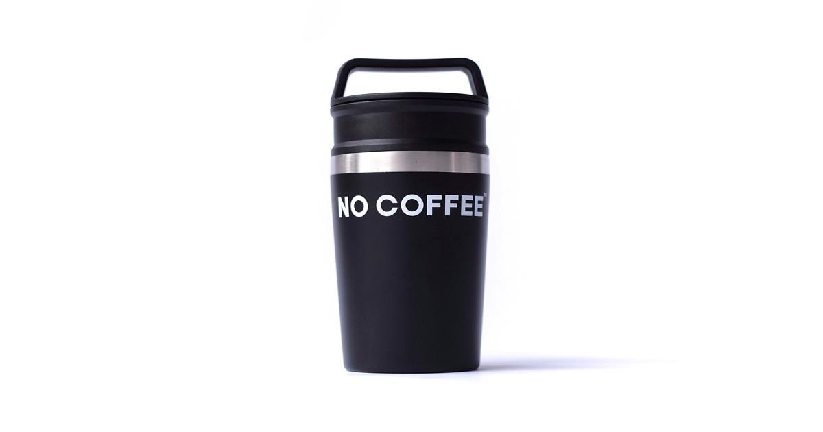 NO COFFEE × STANLEY が発売!かっこいい。